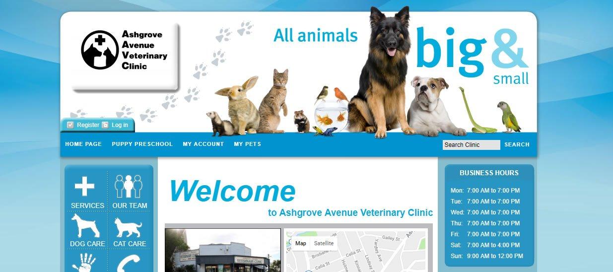 Ashgrove Avenue Veterinary Clinic